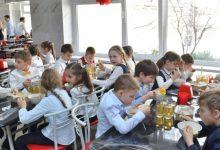 Photo of foto | Cantina unui liceu din capitală, reparată capital. De azi, copii își vor putea achita mâncarea cu un card bancar