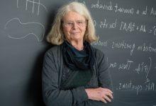 Photo of Prima femeie care a obținut echivalentul premiului Nobel în matematică: A studiat aproape toată viața cum se fac baloanele de săpun