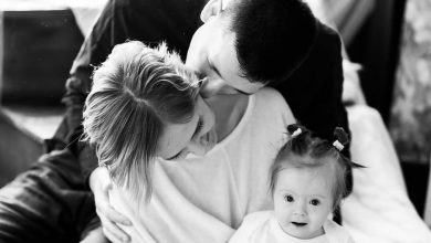 """Photo of video   Ludmila Adamciuc, despre ce înseamnă să fii părintele unei fetițe cu sindromul Down: """"Este un copil senin, care ne învață să fim mai buni"""""""