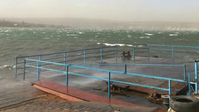 Photo of Un post vamal și-a sistat temporar activitatea din cauza vântului puternic. Unde este permisă circulația fluvială?