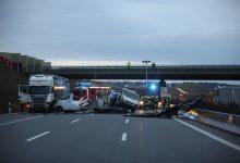 Photo of foto   Doi moldoveni, internați într-un spital din Germania, după ce au fost implicați într-un grav accident în lanț