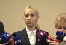 Photo of video   Deputații Partidului ȘOR, în frunte cu Marina Tauber, au venit la discuțiile lansate de Blocul ACUM. Sandu și Năstase au părăsit sala