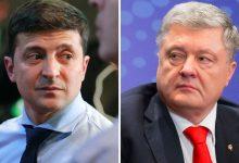 Photo of Poroșenko a acceptat să participe mâine la dezbaterile cu Zelenskii, însă nu vrea să stea pe aceeași scenă cu actorul