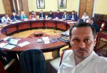 """Photo of foto   """"Un pix, o foaie, 45 de minute"""". Ruslan Codreanu le-a dat test șefilor de direcții de la Primărie"""