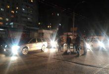 Photo of foto   Impact violent pe strada Ismail. O femeie, lovită cu putere de un automobil