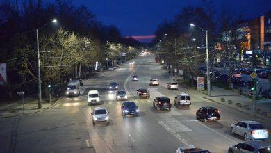 Photo of foto, video | Încă o stradă din capitală a ieșit din beznă. Aseară, a fost inaugurat iluminatul public pe Calea Ieșilor