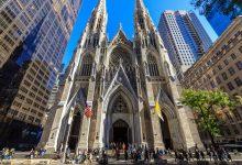 Photo of Catedrala Sfântul Patrick din New York ar fi putut avea aceeași soartă ca Notre-Dame. Un bărbat, reținut cu benzină și brichete asupra sa
