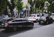 Photo of foto   Un accident rutier îngreunează traficul în centrul capitalei. Străzile unde se circulă cu dificultate