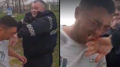 Photo of video   INP a publicat noi imagini în cazul polițistului care ar fi fost mușcat de deget de către un șofer