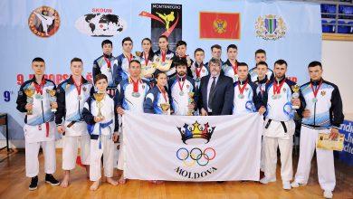 Photo of Sportul moldovenesc își conturează frumos succesele! 19 medalii au fost cucerite la Europenele de karate shotokan din Muntenegru