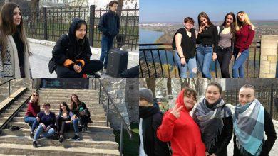 Photo of foto | Au cântat, au dansat și au învățat cuvinte în română. 20 de elevi din Franța au petrecut o săptămână în Moldova