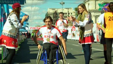 Photo of video   Un sportiv în scaun cu rotile ne îndeamnă să avem încredere în forțele proprii: Limitele sunt doar în mintea noastră!