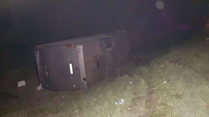 Photo of Accident în Rusia, cu implicarea unui autobuz de pe ruta Chișinău-Moscova. Trei pasageri au suferit traumatisme