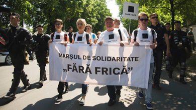 """Photo of Marșul Solidarității """"Sunt ok"""" va avea loc duminica la Chișinău. Ce le recomandă poliția cetățenilor?"""