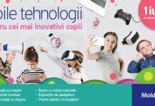 Photo of Noi tehnologii pentru cei mai inovativi copii! Pe 1 iunie, ne distrăm la petrecerea organizată de Moldtelecom