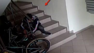 Photo of video | Prins cu mâța-n sac: Un tânăr din capitală, căutat de poliție după ce ar fi furat mai multe biciclete