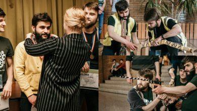 Photo of foto, video | Patru studenți moldoveni, cei mai buni ingineri la etapa regională a EBEC de la București
