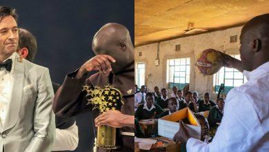 Photo of foto, video   Un tânăr din Kenya – cel mai bun profesor din lume în 2019. Premiul de un milion de dolari îl va dona școlii și elevilor