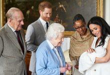 """Photo of """"Bulgărașul de bucurie"""" al familiei regale are un nume. Cum îl cheamă pe bebelușul lui Harry și Meghan?"""