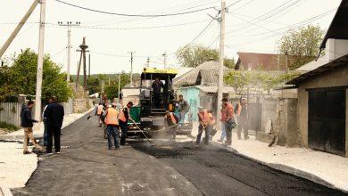 Photo of foto | Lucrările de modernizare se apropie de final. Ilan Șor spune că, până la sfârșitul lunii, 3 străzi din Orhei vor fi date în exploatare