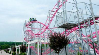 Photo of foto, video | Roller-coasterul de tip american de la OrheiLand a fost montat, testat și își așteaptă vizitatorii de mâine, 1 iunie