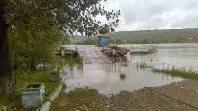 Photo of Nivelul apei în râul Nistru a crescut simțitor. Două posturi vamale de tip debarcader și-au sistat temporar activitatea