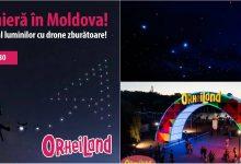 Photo of foto, video | Un show creat de circa 100 de drone vor inaugura sezonul estival al celui mai mare parc de distracții din Moldova – OrheiLand