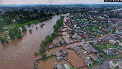 Photo of foto, video | Inundații masive în Siberia: Peste o mie de persoane au fost evacuate, iar cel puțin 5 au decedat