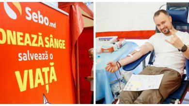 Photo of foto   Fapte bune cu SEBO: 96 de persoane au donat sânge pentru a salva vieți