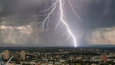 Photo of meteo | Cod galben de precipitații în centrul și sudul țării. Se prevăd averse cu descărcări electrice