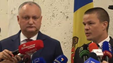 Photo of video | Igor Dodon l-a prezentat pe Dumitru Robu angajaților din Procuratură: Nu toți din sistem sunt răi