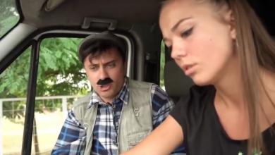 Photo of video | Momentul când îl rogi pe tata să te învețe a conduce: Ce ții așa de mult mâna pe starter?! Aici nu ești la Поле чудес!
