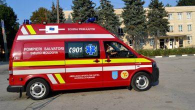 Photo of Intervenție tranfrontalieră SMURD: O femeie, transportată de la Suceava la Chișinău după ce a suferit în urma unui incident