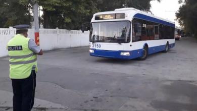 Photo of video | Nici cu troleibuzele nu mai circuli în siguranță. Cinci vehicule nu au fost lăsate să iasă pe rută din cauza unor defecțiuni