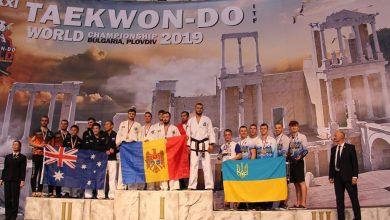 Photo of foto, video | Au ascultat cu mândrie imnul țării lor: Sportivii noștri au câștigat Campionatul Mondial de Taekwon-Do din Bulgaria
