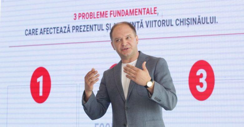 Photo of video | Primarul ales al capitalei, luat la întrebări. Ce limbă vorbește Ion Ceban și ce sărbătorește pe 31 august?