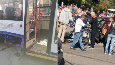 Photo of UPDATE: Accidentul teribil de pe Alba Iulia: Două persoane au decedat, iar cel puțin 15 au fost rănite