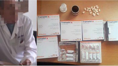 Photo of video | Un medic de familie din Chișinău ar fi vândut medicamente cu efect psihotrop.Valoarea lor se ridică la 10.000 de lei