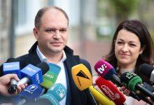 """Photo of video   Declarațiile candidatului PSRM, Ion Ceban, după ce a votat: """"Vreau o capitală administrată profesionist"""""""