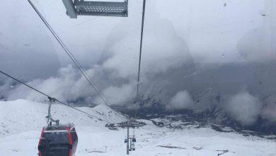 Photo of video | Un telescaun defect, care arunca oamenii în aer, a adus faima unei stațiuni de schi. Vezi aici înspăimântătoarele imagini