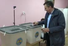 """Photo of video   Fostul primar al Chișinăului, Dorin Chirtoacă, și-a exercitat dreptul la vot: """"Vreau să pun punct haosului"""""""