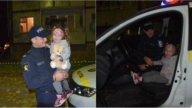 Photo of foto, video | A obținut prima ei diplomă și ursulețul Poliției. Oamenii legii au premiat fetița de 3 anișori care a îndemnat pe Facebook șoferii să nu urce la volan băuți
