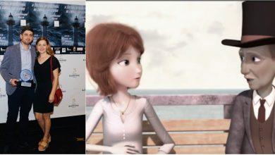 Photo of video | Un moldovean a emoționat publicul din Franța. Filmul său de animațiea fost numit cel mai bun la un Festival Fantasy