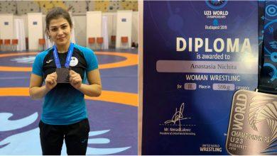 Photo of foto, video   A luptat cu desăvârșire! Anastasia Nichita a devenit vicecampioană mondială Under 23