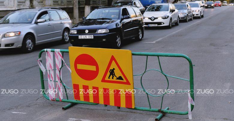 Photo of Trafic suspendat pe mai multe străzi din capitală. Cum va fi redirecționat transportul public?