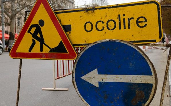 Photo of Trafic rutier, suspendat total pe o stradă din centrul capitalei. Cum va circula transportul public