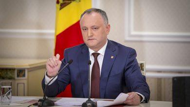 Photo of Igor Dodon propune Guvernului să aloce câte 1000 de lei pentru fiecare copil la începutul anului școlar