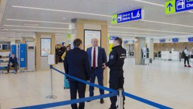 Photo of Ministrul de Interne a efectuat o vizită urgentă la Aeroportul din Chișinău. Ce a verificat Pavel Voicu?