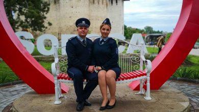 Photo of foto | Dragostea stă la straja hotarului! Cunoaște-i pe Ina și Oleg Poberejnîi, polițiștii de frontieră care sărbătoresc astăzi 15 ani de când și-au declarat iubirea