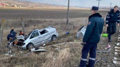 Photo of Noi detalii în cazul accidentului feroviar de la Anenii Noi. Șoferul nu ar fi respectat regulile de circulație